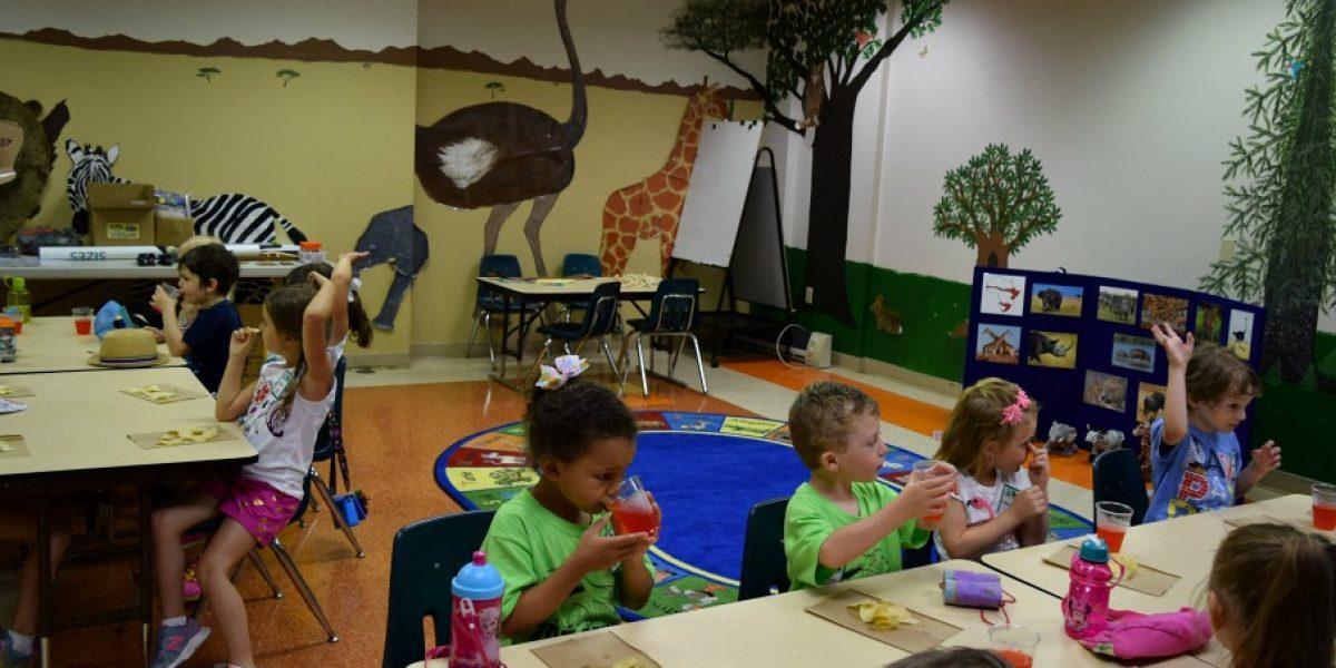 Pittsburgh Zoo Camp Classroom