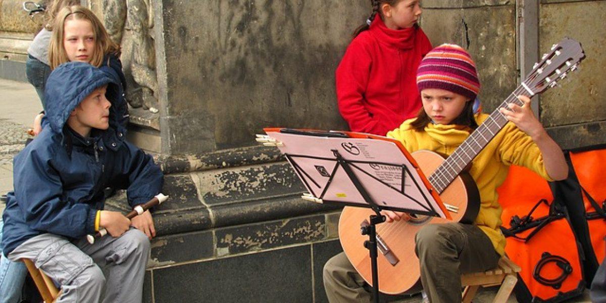 Musician Children